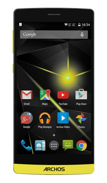 Archos 50 Diamond Specs, review, opinions, comparisons