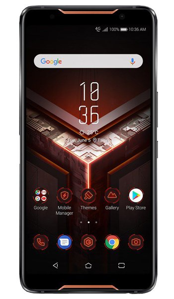 Asus  ROG Phone ZS600KL Specs, review, opinions, comparisons