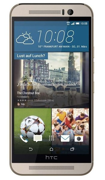 HTC One M9 Specs, review, opinions, comparisons