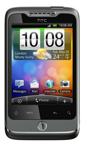 HTC Wildfire CDMA Specs, review, opinions, comparisons