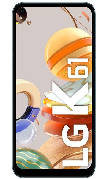 LG  K61 Specs, review, opinions, comparisons