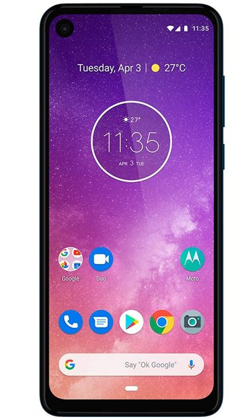 Motorola  One Vision Specs, review, opinions, comparisons