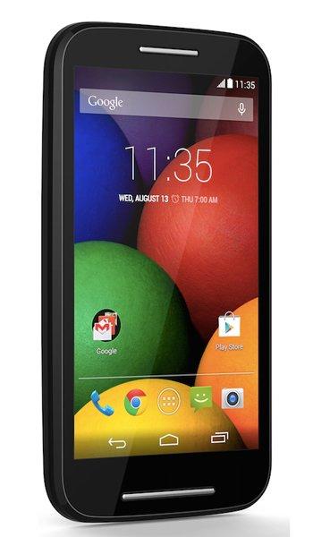 Motorola Moto E dane techniczne, specyfikacja, opinie, recenzja