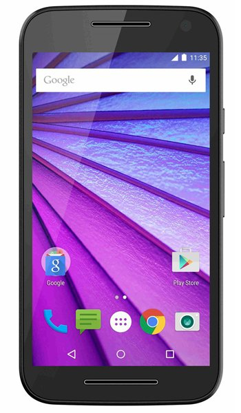Motorola Moto G (3rd gen) Specs, review, opinions, comparisons