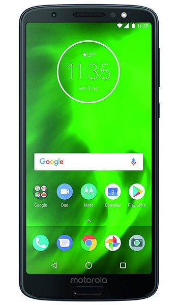 Motorola Moto G6 Specs, review, opinions, comparisons