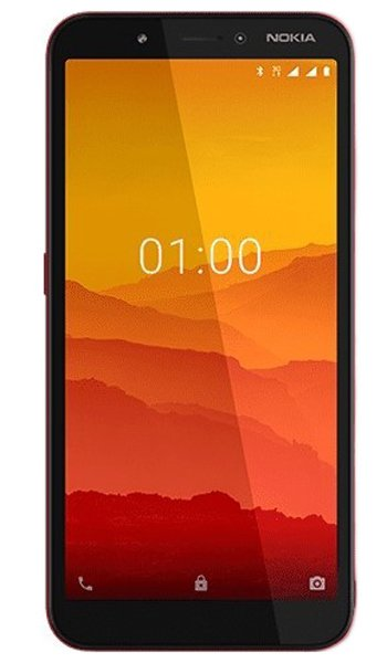 Nokia  C1 Specs, review, opinions, comparisons