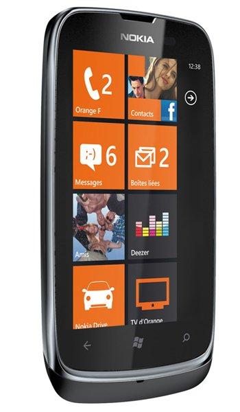 Nokia Lumia 610 NFC Specs, review, opinions, comparisons