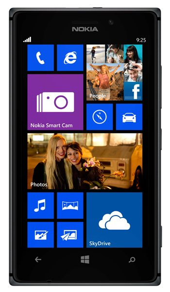 Nokia Lumia 925 Specs, review, opinions, comparisons