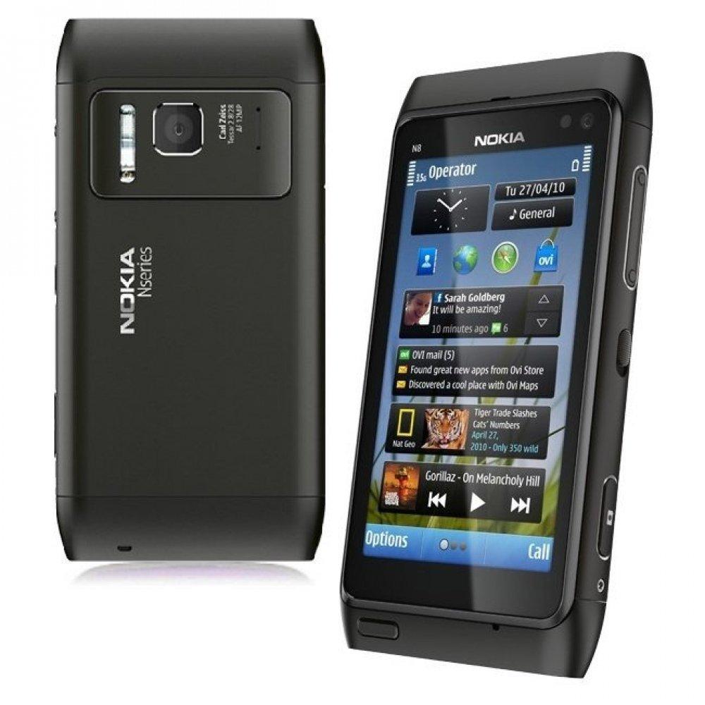 Sizzling Hot Nokia N8