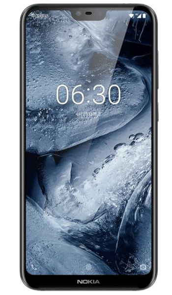 Nokia X6 (2018) Specs, review, opinions, comparisons