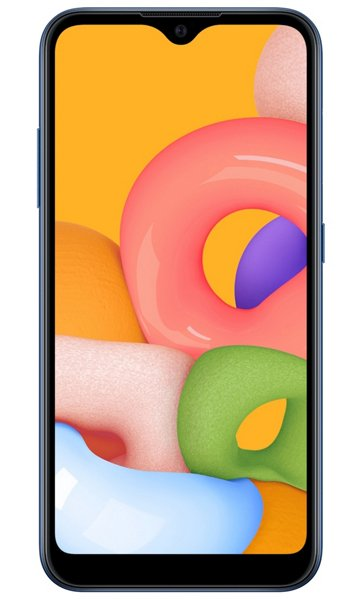 Samsung  Galaxy M01 Specs, review, opinions, comparisons