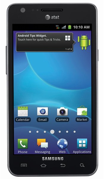 Samsung Galaxy S II I777 Specs, review, opinions, comparisons