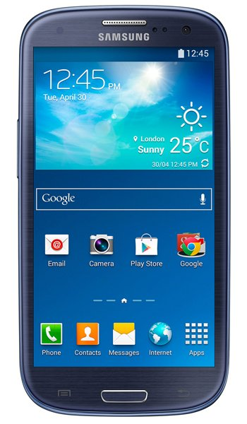 Samsung Galaxy S3 I9301I Neo Specs, review, opinions, comparisons