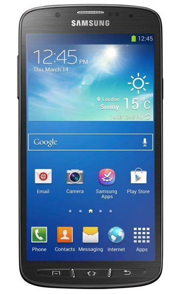 Samsung Galaxy S4 Active LTE-A Specs, review, opinions, comparisons