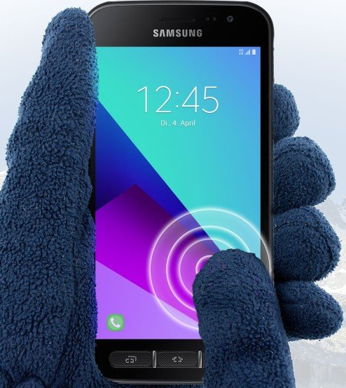 Samsung Galaxy Xcover 4 specs, review, release date - PhonesData