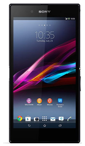 Sony Xperia Z Ultra technische daten, test, review