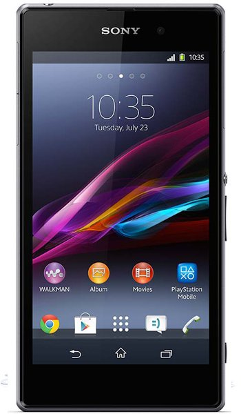 Sony Xperia Z1 Specs, review, opinions, comparisons
